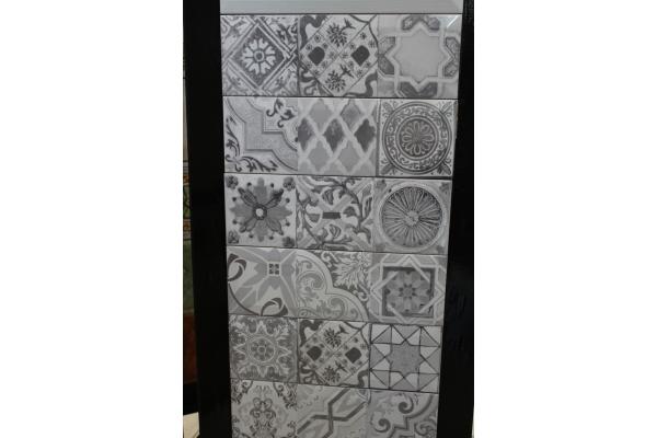 Плитка Monopole Antique Gris