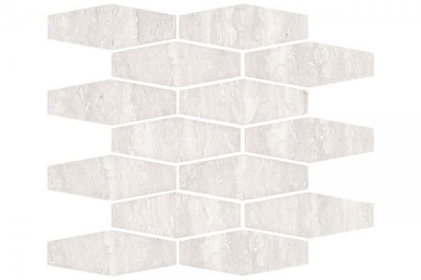 Мозаика Ceramika Konskie Salomea Soft Grey Mozaika 25x33