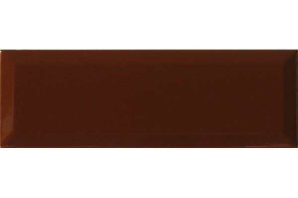 Плитка Monopole Breakfast Marron Brillo Bisel 10x20