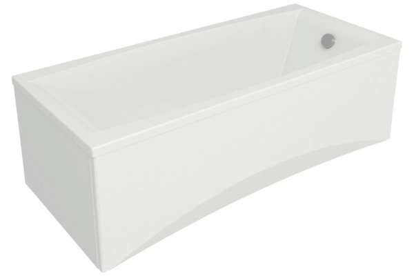 Акриловая ванна Cersanit Virgo WP-VIRGO*180NL 180x80