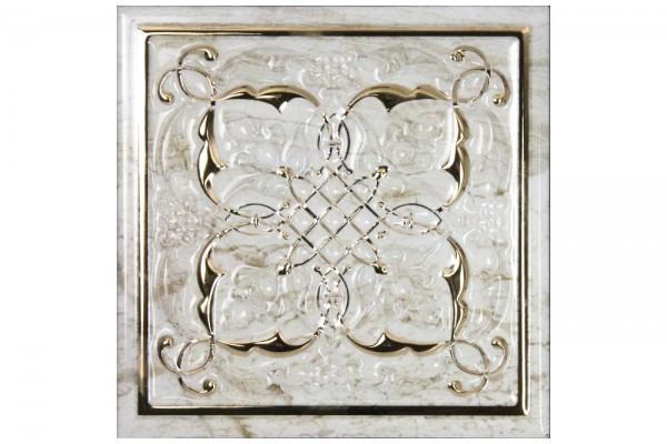 Декор Monopole Armonia Petra Gold B 15x15