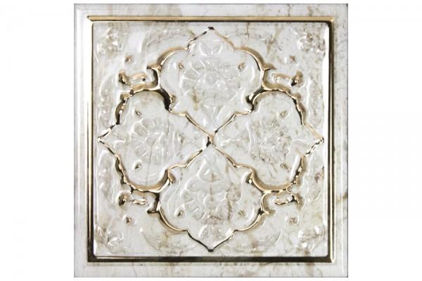 Декор Monopole Armonia Petra Gold C 15x15