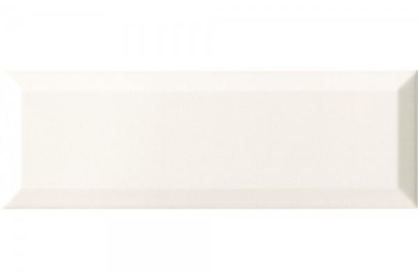 Плитка Monopole Blanco Brillo Bisel 10x30