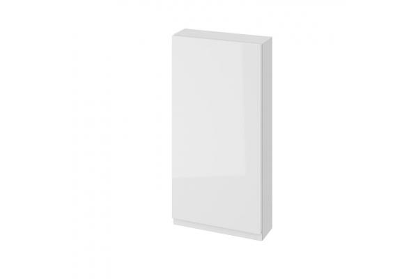 Шкаф навесной Cersanit Moduo 40, универсальный, белый