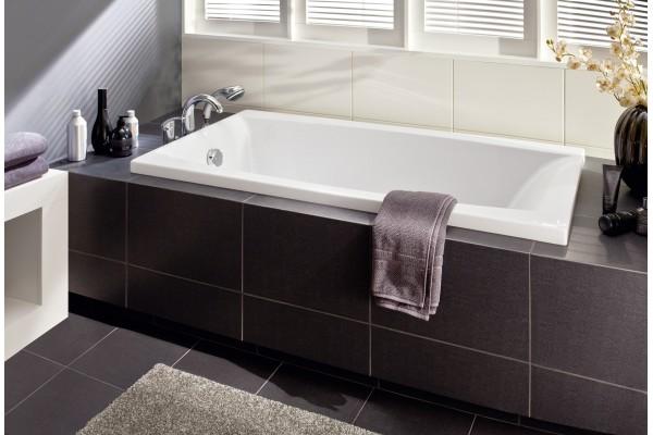 Акриловая ванна Cersanit Virgo WP-VIRGO*150NL, 150x75, белый